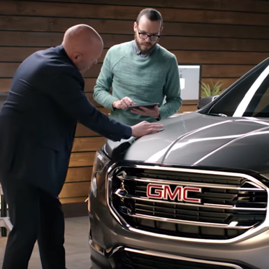 GMC – 2018 TERRAIN REVEAL