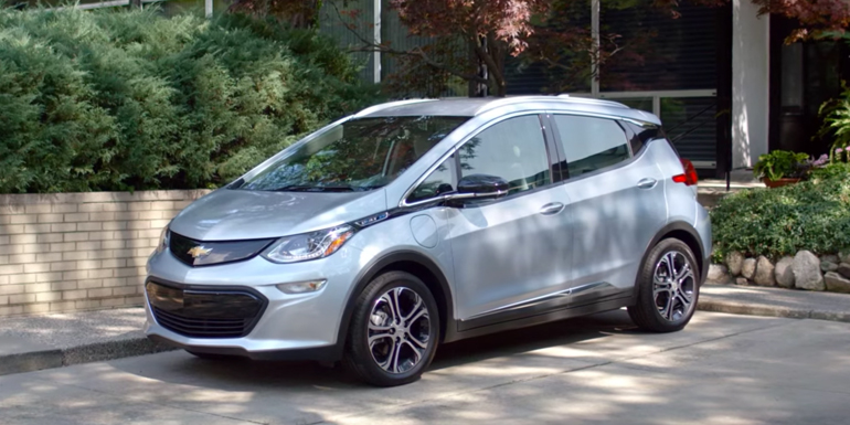 CHEVY BOLT EV – REAL TALK